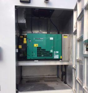 Australian Border Force – Cummins Onan Generator Servicing